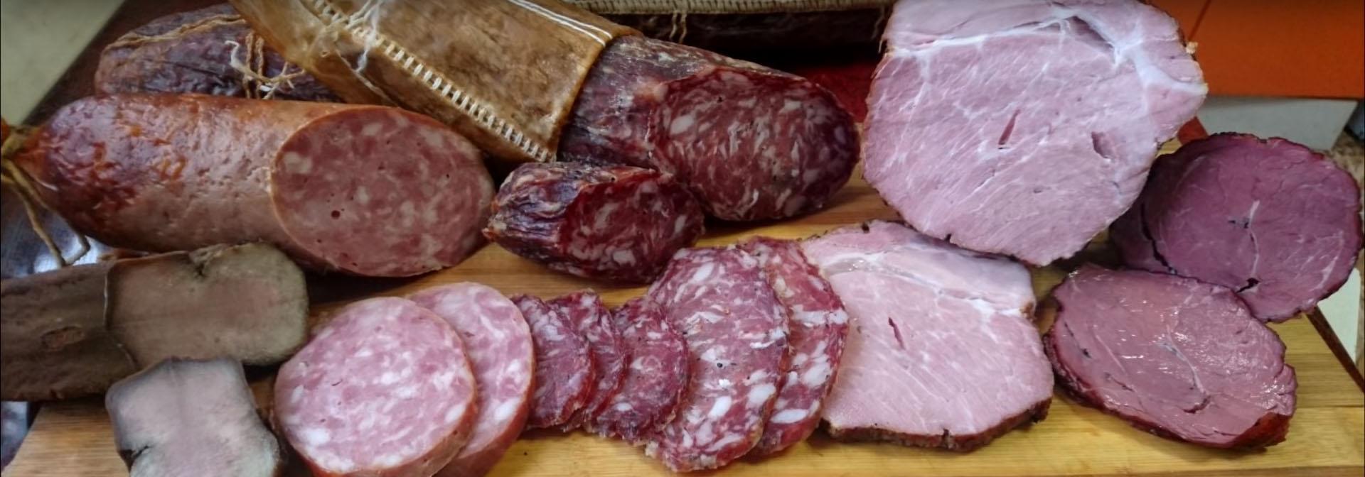 мясные продукты с нитритной солью